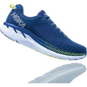 Hoka One One Clifton 5 Buty do biegania Mężczyźni niebieski